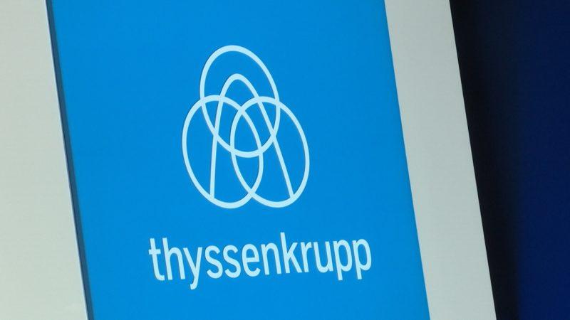 Einigung bei Thyssenkrupp (Foto: SAT.1 NRW)