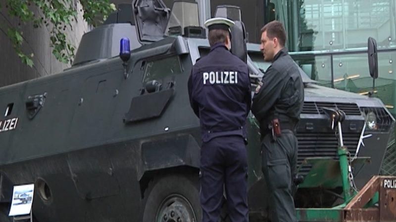 Überstunden bei der Polizei (Foto: SAT.1 NRW)
