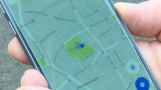 Handy-App für mehr Sicherheit (Foto: SAT.1 NRW)