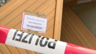 Anschlag in Bielefeld (Foto: SAT.1 NRW)