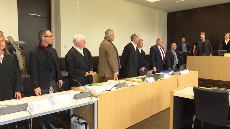 BLB-Urteil (Foto: SAT.1 NRW)