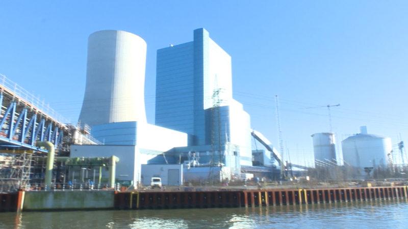 Neue Klage Kohlekraftwerk Datteln 4 (Foto: SAT.1 NRW)