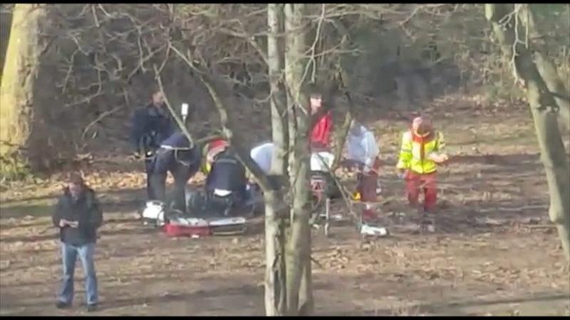 Frau in Duisburg getötet - neue Informationen (Foto: SAT.1 NRW)
