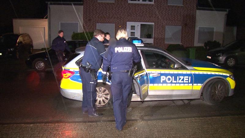 Mutmaßlicher Bombenleger festgenommen (Foto: SAT.1 NRW)