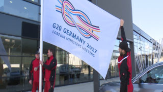 Bonn bereitet sich auf G20 vor (Foto: SAT.1 NRW)
