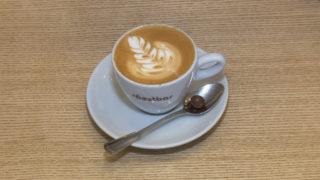 Kaffeekunst (Foto: SAT.1 NRW)