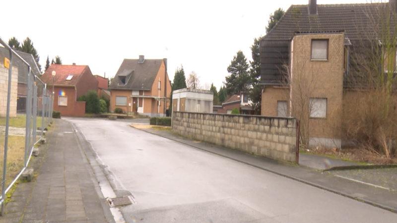 Ort Manheim wird abgerissen (Foto: SAT.1 NRW)