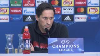 Bayer Leverkusen gegen Atletico Madrid (Foto: SAT.1 NRW)