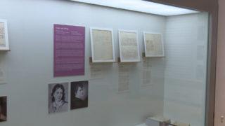 Ausstellung für Liebeslyrik (Foto: SAT.1 NRW)