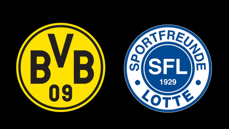 Nachholtermin SF Lotte gegen BVB 09 (Foto: SAT.1 NRW)