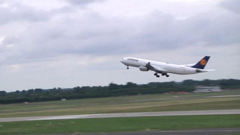 Keine weiteren Streiks bei Lufthansa (Foto: SAT.1 NRW)