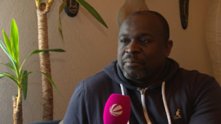 Serge Menga will in den Landtag (Foto: SAT.1 NRW)