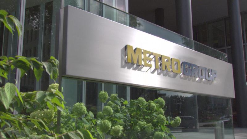 Metro AG teilt sich in zwei Konzerne (Foto: SAT.1 NRW)