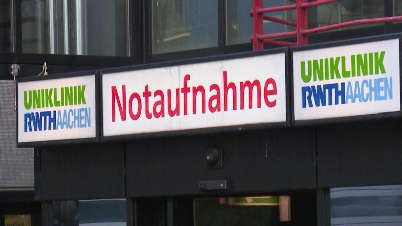 Missbrauch in der Uniklinik Aachen (Foto: SAT.1 NRW)