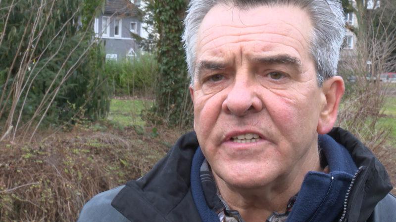 Gewaltopfer appelliert an Politiker (Foto: SAT.1 NRW)