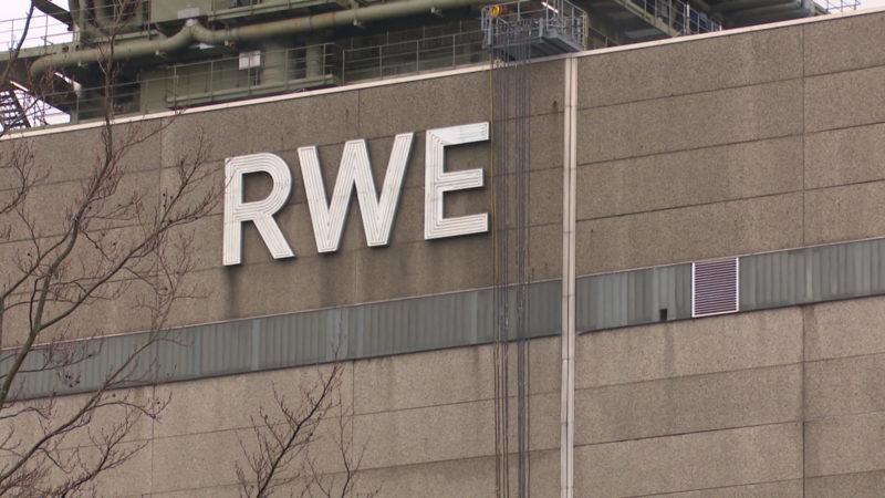 RWE macht Verlust (Foto: SAT.1 NRW)
