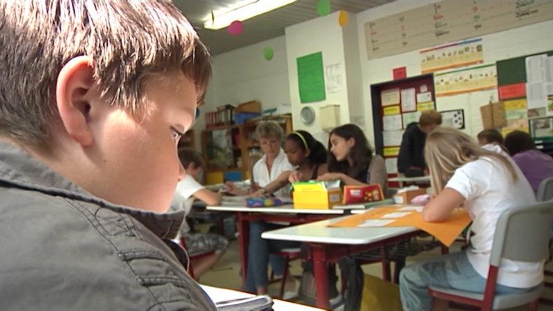 Ausgaben für Schüler gering (Foto: SAT.1 NRW)