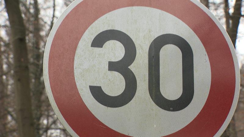 Tempo 30 in der Innenstadt (Foto: SAT.1 NRW)
