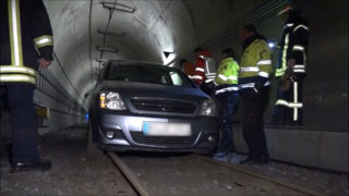 Teure Tunnelfahrt (Foto: SAT.1 NRW)