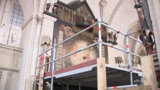 Historische Sanierung (Foto: SAT.1 NRW)