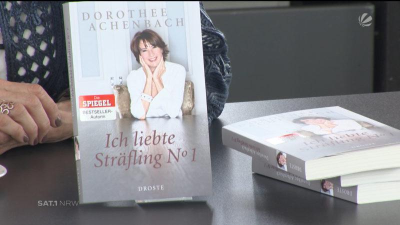 Dorothee Achenbach stellt neues Buch vor (Foto: SAT.1 NRW)