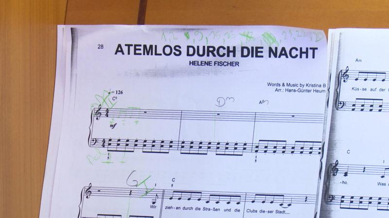 Helene Fischer Gottesdienst (Foto: SAT.1 NRW)