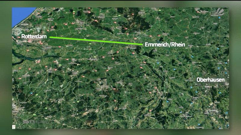 Betuwe Linie (Foto: SAT.1 NRW)