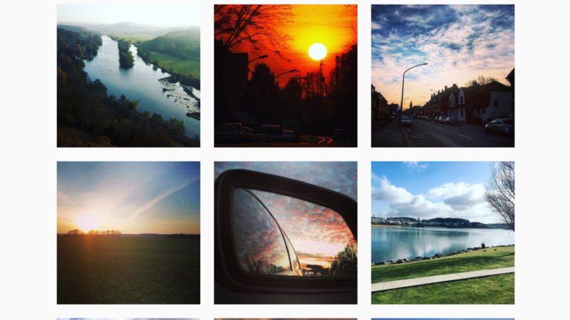 Wetter und Instagram (Foto: SAT.1 NRW)