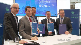 Bochum wird Giga-City (Foto: SAT.1 NRW)