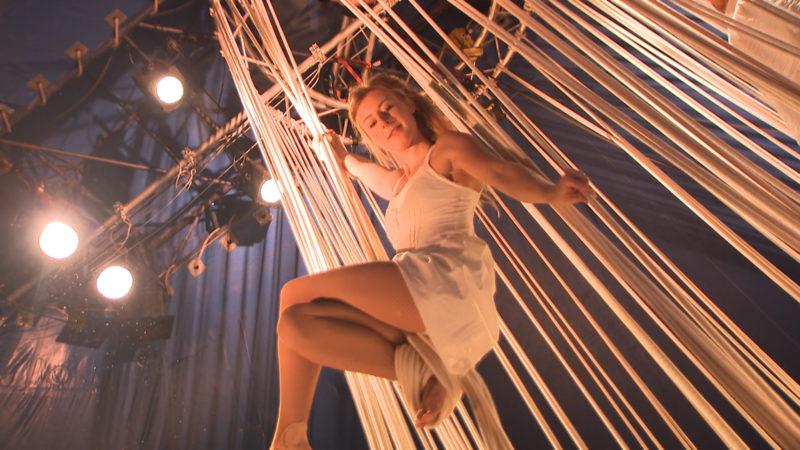Neues Programm im Cirque Buffon (Foto: SAT.1 NRW)
