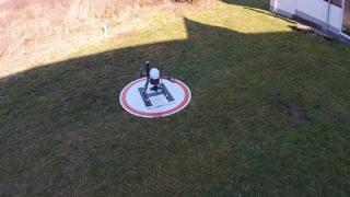 Drohnen schützen vor Einbruch (Foto: SAT.1 NRW)