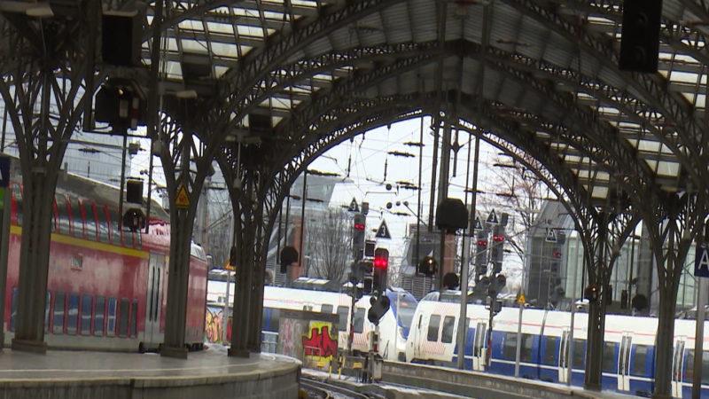 Start der Bauarbeiten für Rhein-Ruhr-Express (Foto: SAT.1 NRW)