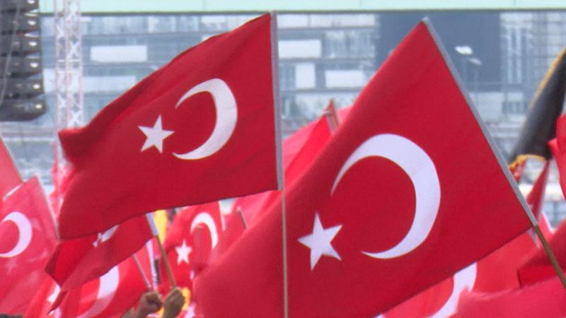 Einreiseverbot für türkische Regierungsmitglieder in Deutschland? (Foto: SAT.1 NRW)
