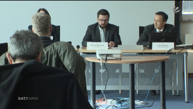 Illegale Finanzen unterbinden (Foto: SAT.1 NRW)