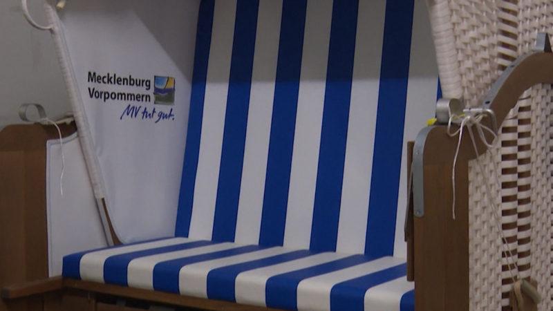 Strandkorb vom G8-Gipfel 2007 in Heiligendamm.  (Foto: SAT.1 NRW)