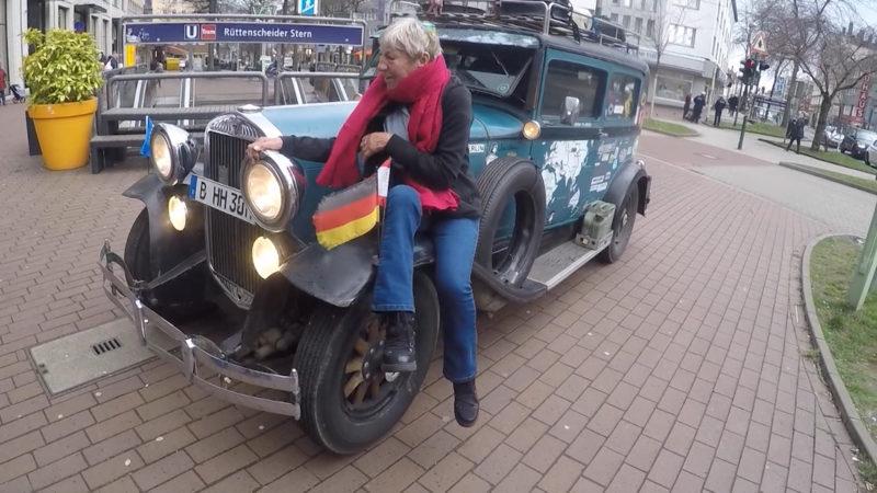 Mit dem Traumauto um die Welt (Foto: SAT.1 NRW)