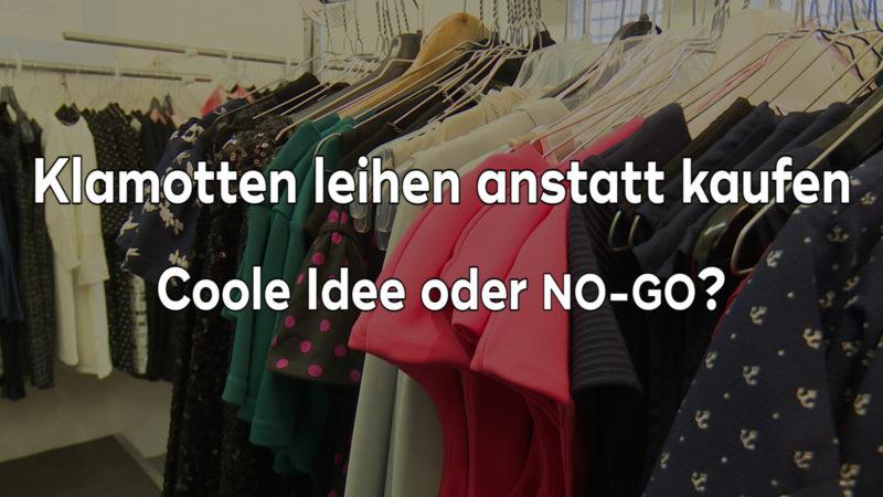 Kleidung zum Mieten (Foto: SAT.1 NRW)