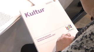 Landeskulturbericht (Foto: SAT.1 NRW)