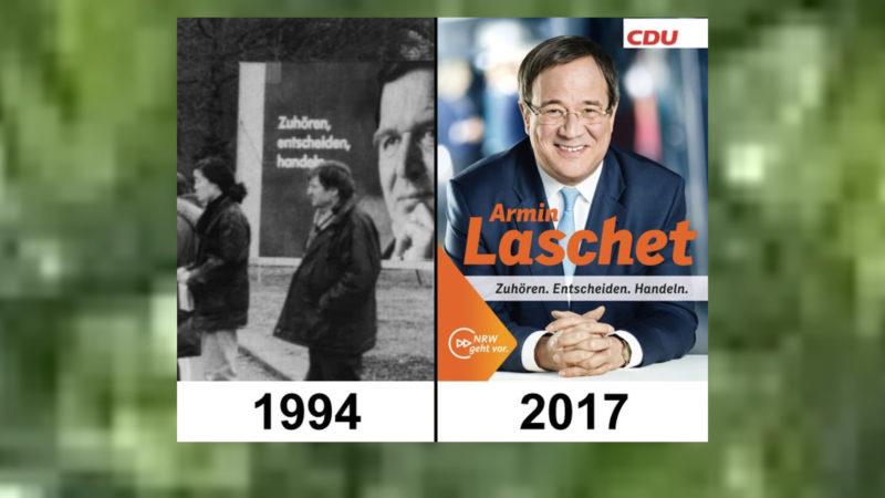 Die witzigsten Wahlplakate (Foto: twitter.com/Bernd Schmidt)
