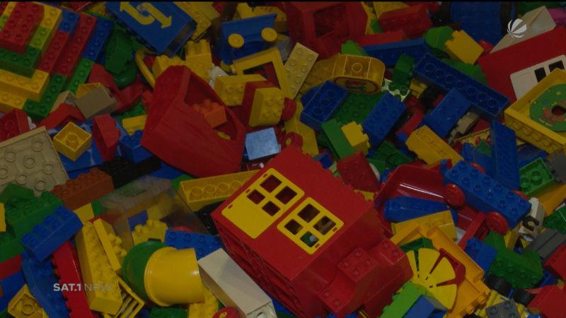 Lego-Ausstellung (Foto: SAT.1 NRW)