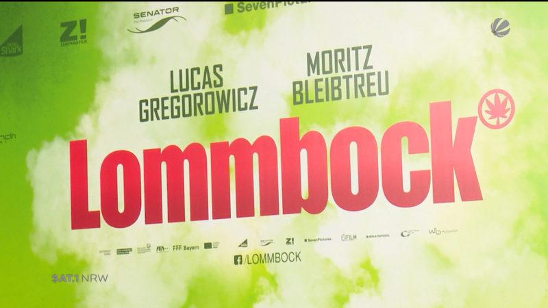 Lommbock Weltpremiere (Foto: SAT.1 NRW)