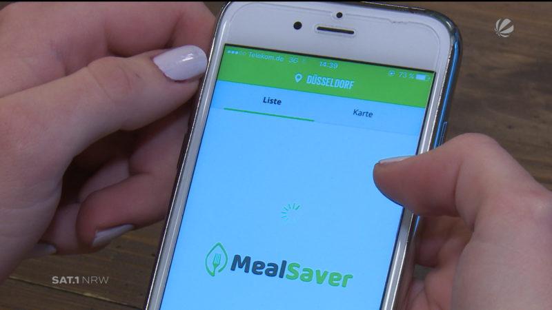"""MealSaver"" (Foto: SAT.1 NRW)"