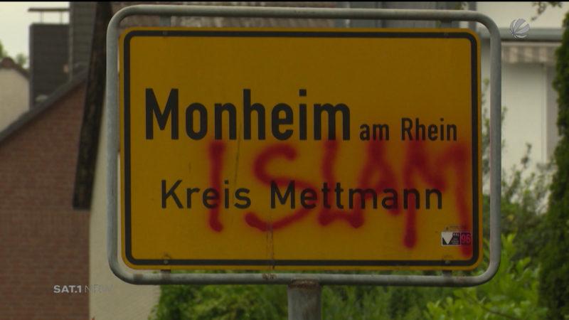 Keine Mitbestimmung über Bau von Moscheen (Foto: SAT.1 NRW)