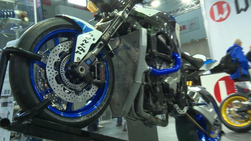Motorradmesse findet statt (Foto: SAT.1 NRW)