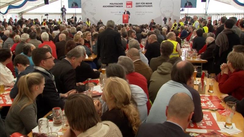 Politischer Aschermittwoch in NRW (Foto: SAT.1 NRW)