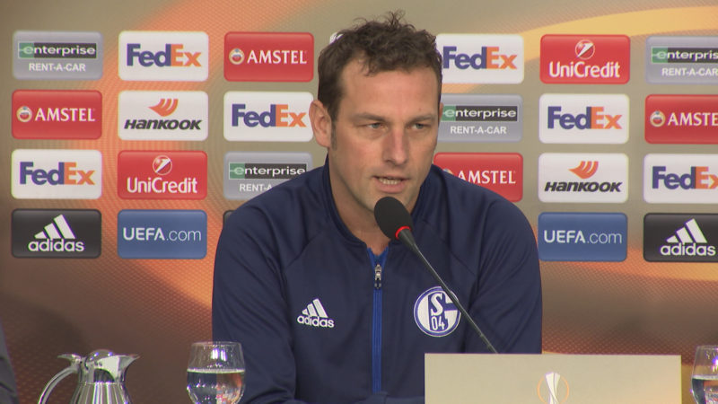 Schalke gegen Gladbach (Foto: SAT.1 NRW)