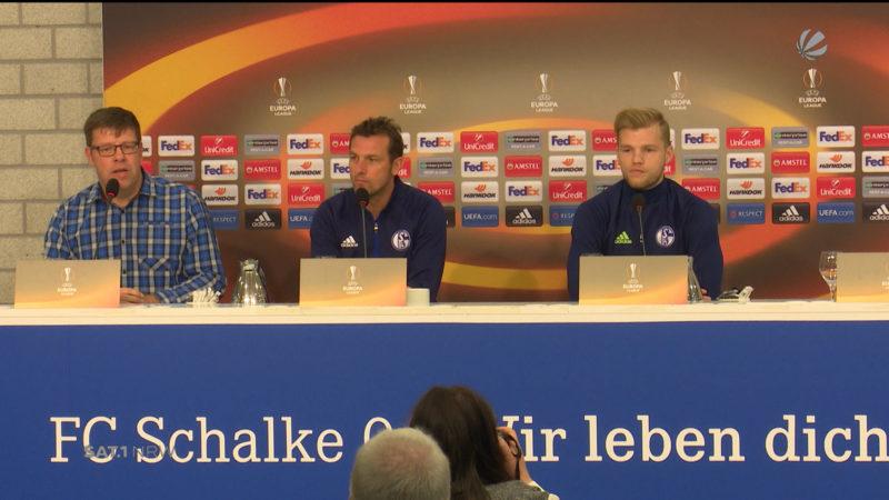 Borussia Mönchengladbach gegen Schalke 04 (Foto: SAT.1 NRW)