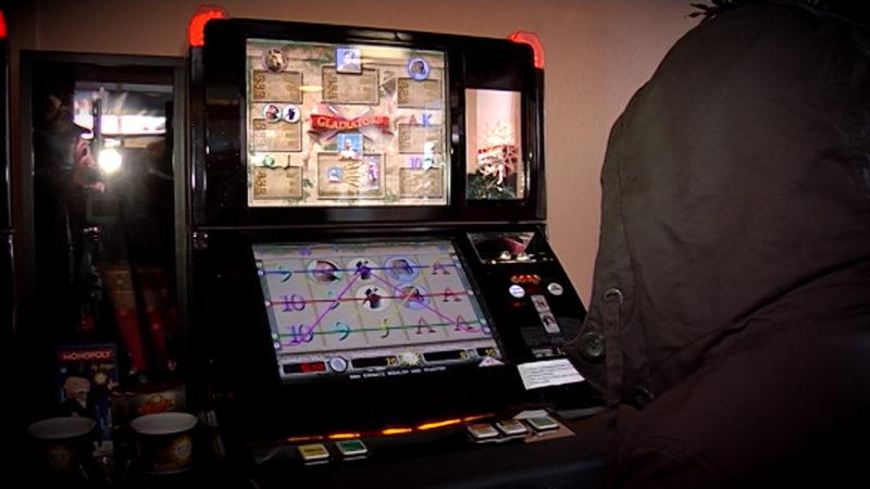 Neues Forschungszentrum für Glücksspiele (Foto: SAT.1 NRW)