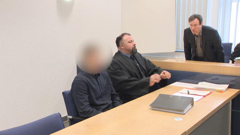 Stiefvater getötet (Foto: SAT.1 NRW)