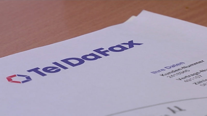 Urteil für Teldafax (Foto: SAT.1 NRW)